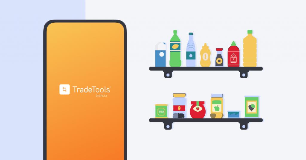 Aumente a performance do seu produto no PDV com o TradeTools Display