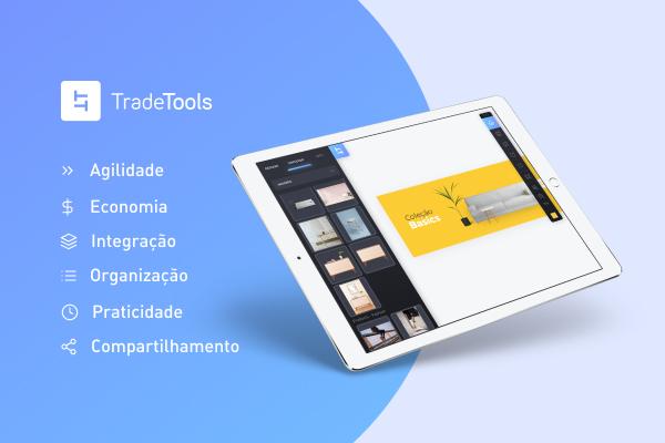 TradeTools Creator: ferramenta de trade marketing para criação de materiais de comunicação