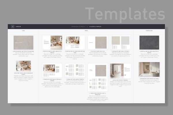 TradeTools: templater personalizados para a Portobello